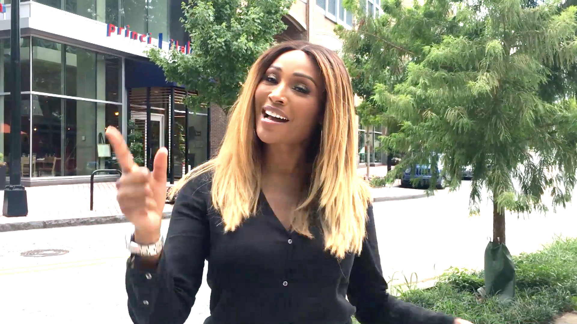 Cynthia Bailey Tells Her Fans That Tomorrow Is Not Promised