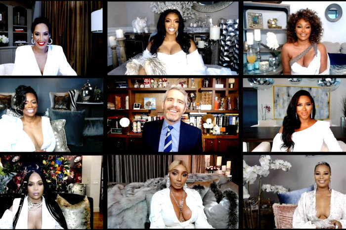 Porsha Williams And Kandi Burruss Share The First Look At The RHOA Season 12 Virtual Reunion - Check Out The Ladies' Outfits