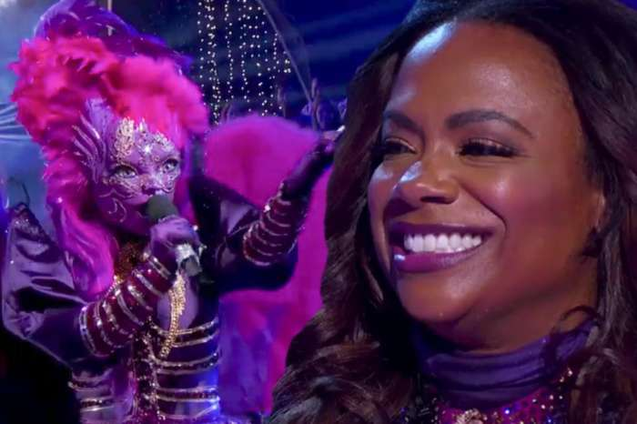 Kandi Burruss Praises Her Night Angel Costume That She Wore On The Masked Singer - Check Out Some Detailed Photos