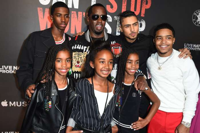 Diddy Brings Camping Home For His Kids And Fans Are Here For It - Check Out The Family Video