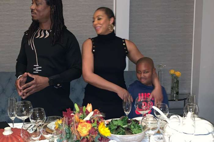 Tamar Braxton's BF, David Adefeso Explains Fans How A Home Can Become The Best Asset Protection Tool