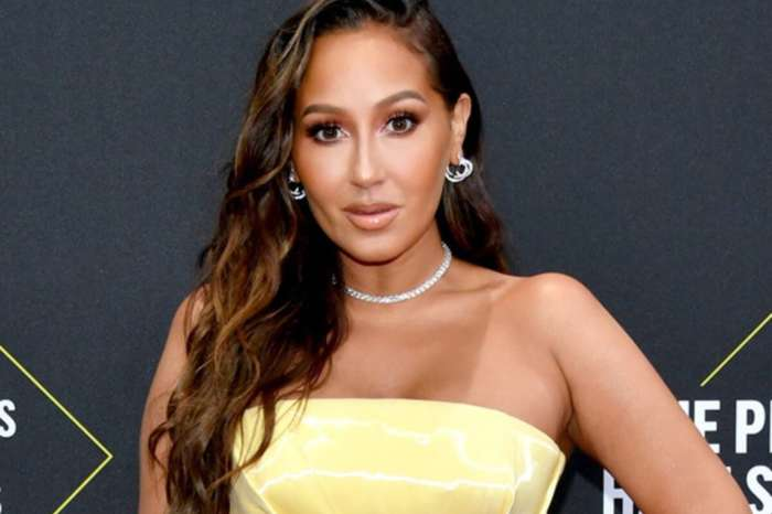 Adrienne Bailon Houghton Proves She Is In The Best Shape Of Her Life With This Racy Bathing Suit Video, The 'Real' Co-Host Also Reveals Her Weight