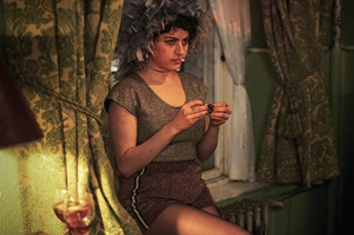 Is Alia Shawkat Holed Up In Brad Pitt's House?