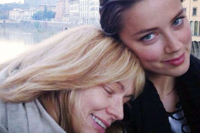 Amber Heard Mourns The Death Of Her Mother Paige Parsons