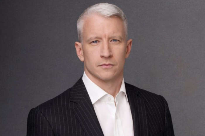 Anderson Cooper Is Loving The Nanny Suggested To Him From Friend Andy Cohen