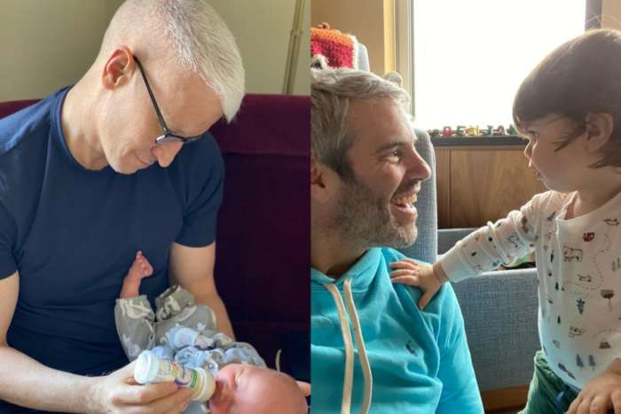 Andy Cohen's Son Benjamin And Anderson Cooper's Son Wyatt Are Off To A Great Start — Sharing A Nanny And Clothes!
