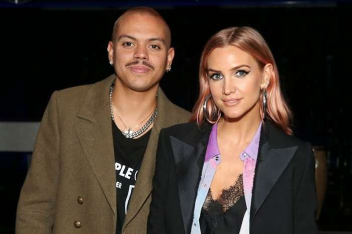 Ashlee Simpson & Evan Ross Reveal Sex Of Baby Number Three With Help From Their Kids