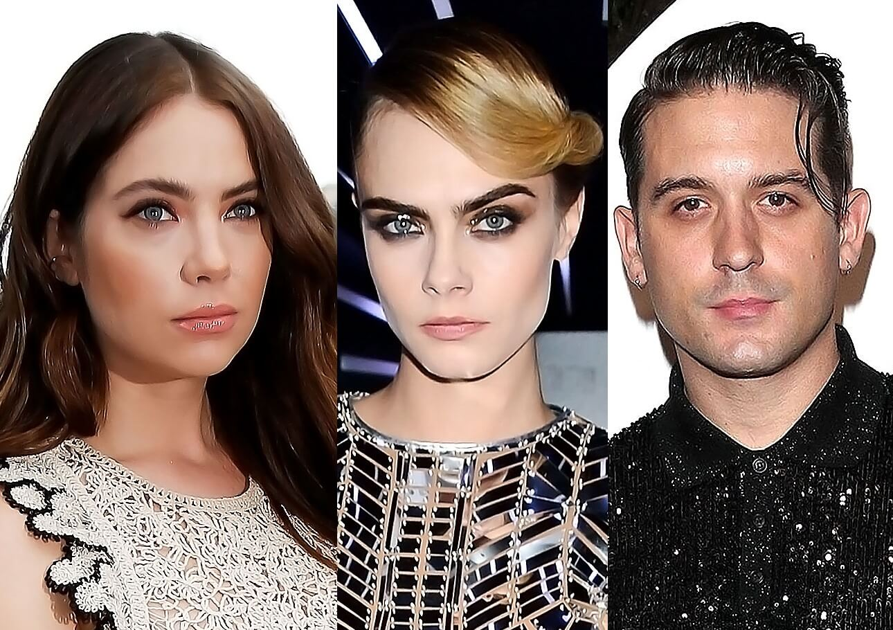 Ashley Benson And G Eazy Confirmed To Be Dating Following The