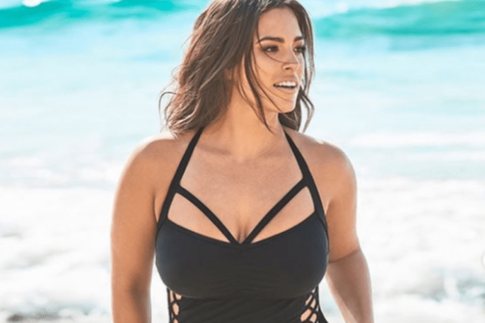 Ashley Graham Shows Off Her Post-Partum Body In Workout And Selfie Photos And Videos
