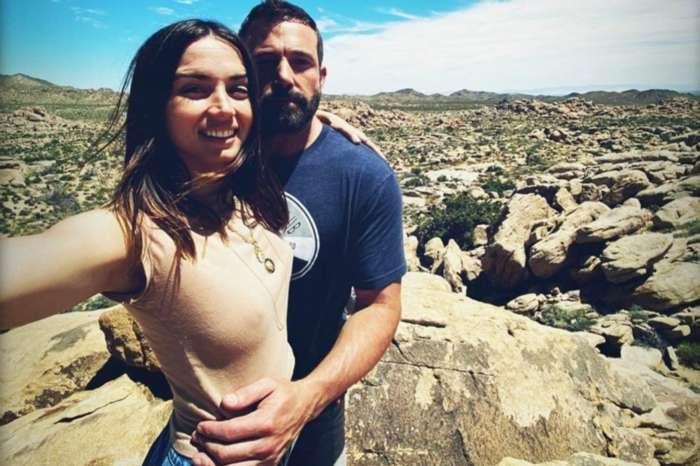 Ben Affleck & Ana De Armas Go Instagram Official To Celebrate Her Birthday