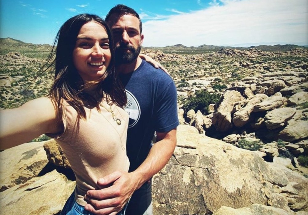 Ben Affleck & Ana De Armas Go Instagram Official To Celebrate Her Birthday