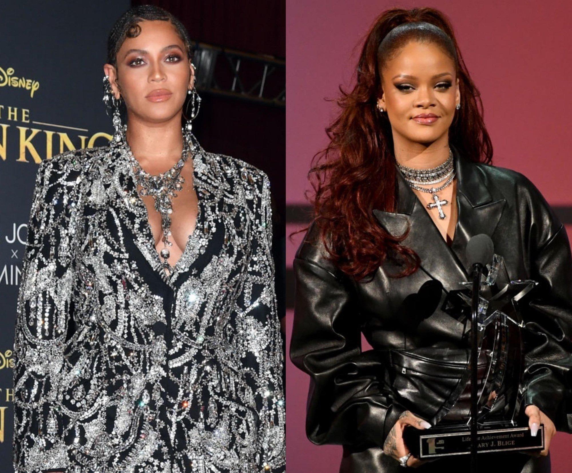 Beyoncé Rihanna Statements Remarks George Floyd