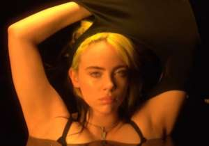Billie Eilish Posts New Short Film That Features Her Undressing While Calling Out Body-Shamers