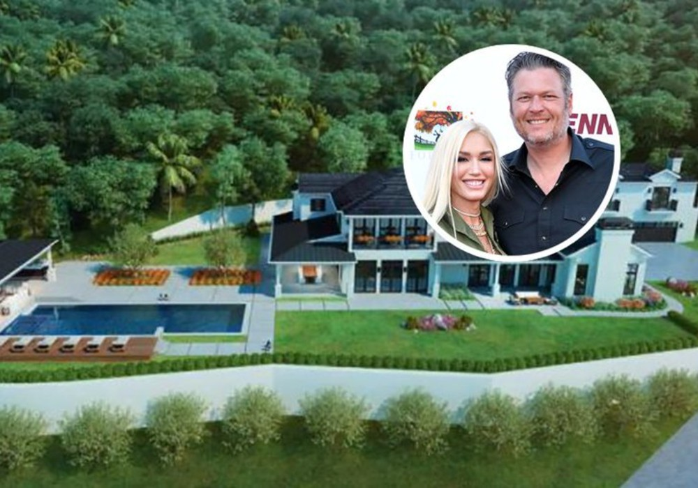 Blake Shelton & Gwen Stefani Purchase Their First Home Together