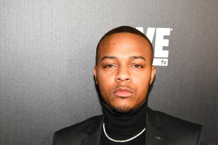 Bow Wow Spotted Out With A New Woman On A Yacht