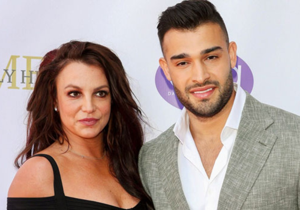 Britney Spears Is Ready To Have A Baby With Boyfriend Sam Asghari