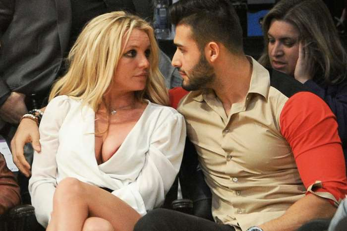 Britney Spears Posts Funny Video Of Her And Boyfriend Sam Asghari Lip-Syncing 'Baby Got Back' Together Before Separate Quarantine!
