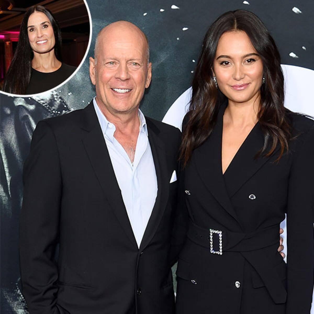 Bruce Willis and wife Emma reunite after quarantining apart