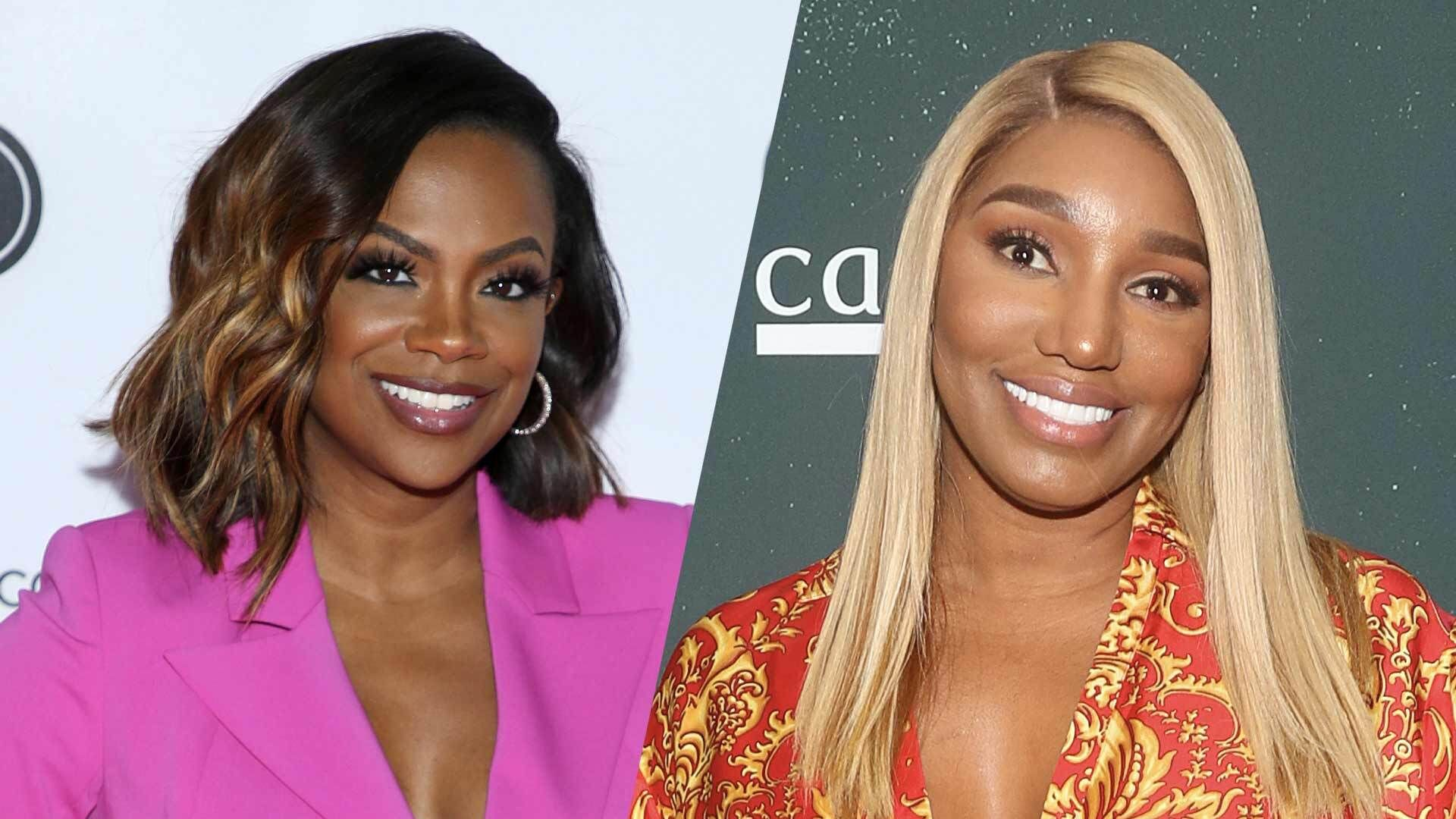 Kandi Burruss' Fans Appreciate Her Getting Along With NeNe Leakes On RHOA