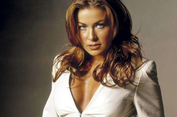 Searches For Carmen Electra Explode Following Her Viral 'The Last Dance' Appearence
