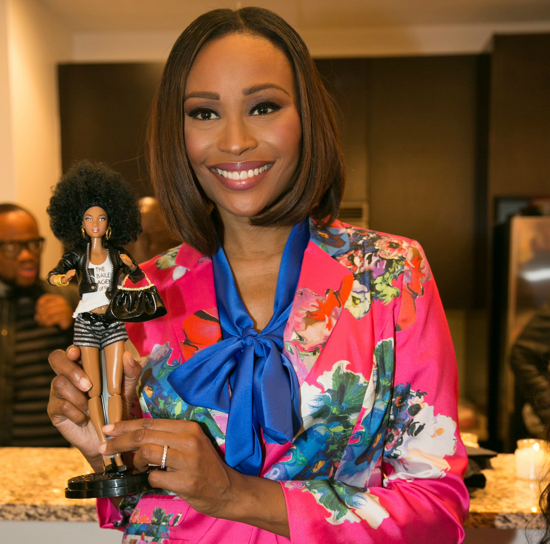 Cynthia Bailey's Snake Photo Has Fans Debating The Subtext Of Her Message