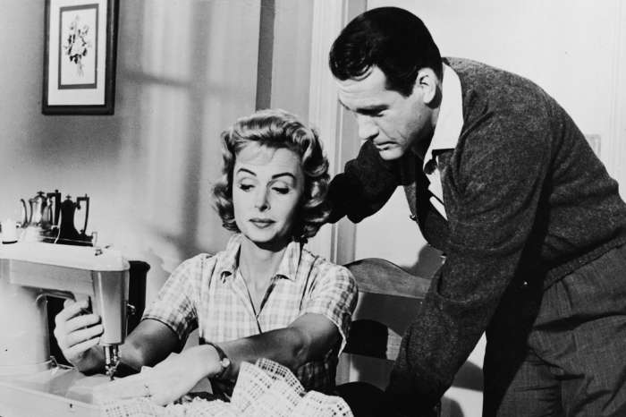 Donald Trump Wishes Female Reporters Were More Like 1950s Housewife Icon Donna Reed!