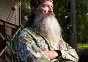 Duck Dynasty's Phil Robertson Reveals He Has An Adult Daughter From A Past Affair