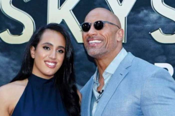 Dwayne Johnson Is 'Very Proud' Of Daughter Simone After She Signs With WWE