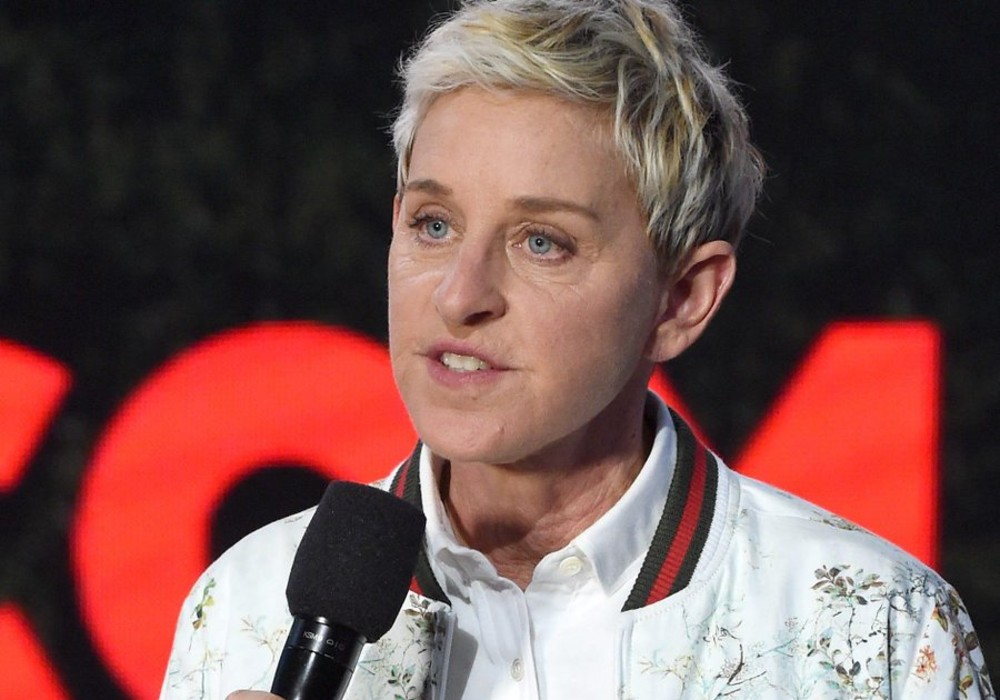 Ellen DeGeneres Is 'At The End Of Her Rope' As 'Mean' Rumors Continue To Swirl