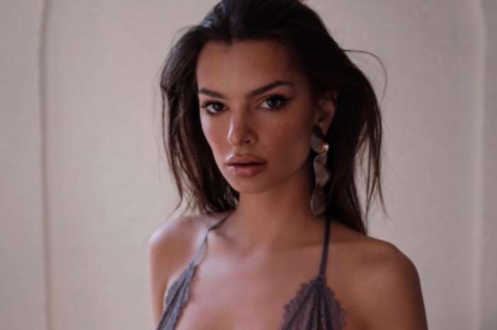 Emily Ratajkowski Puts Her Curves On Full Display In Photoshoot For Inamorata Woman