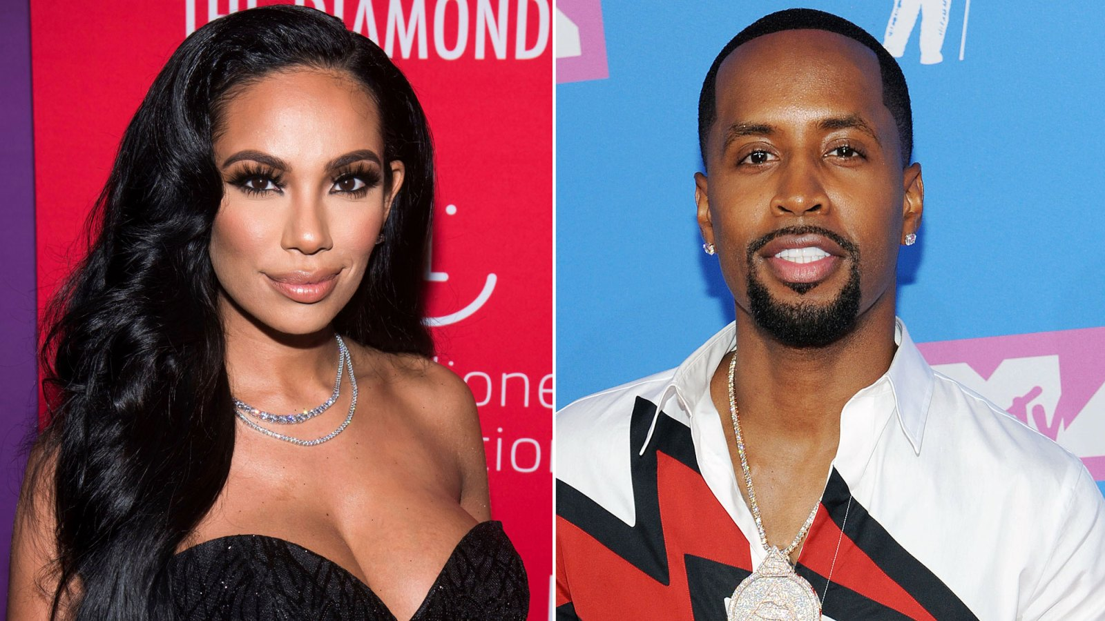 Erica Mena's Recent Thirst Trap In Which She's Flaunting Her Thickness Has Safaree Drooling - His Comments Make Fans Laugh Like There's No Tomorrow