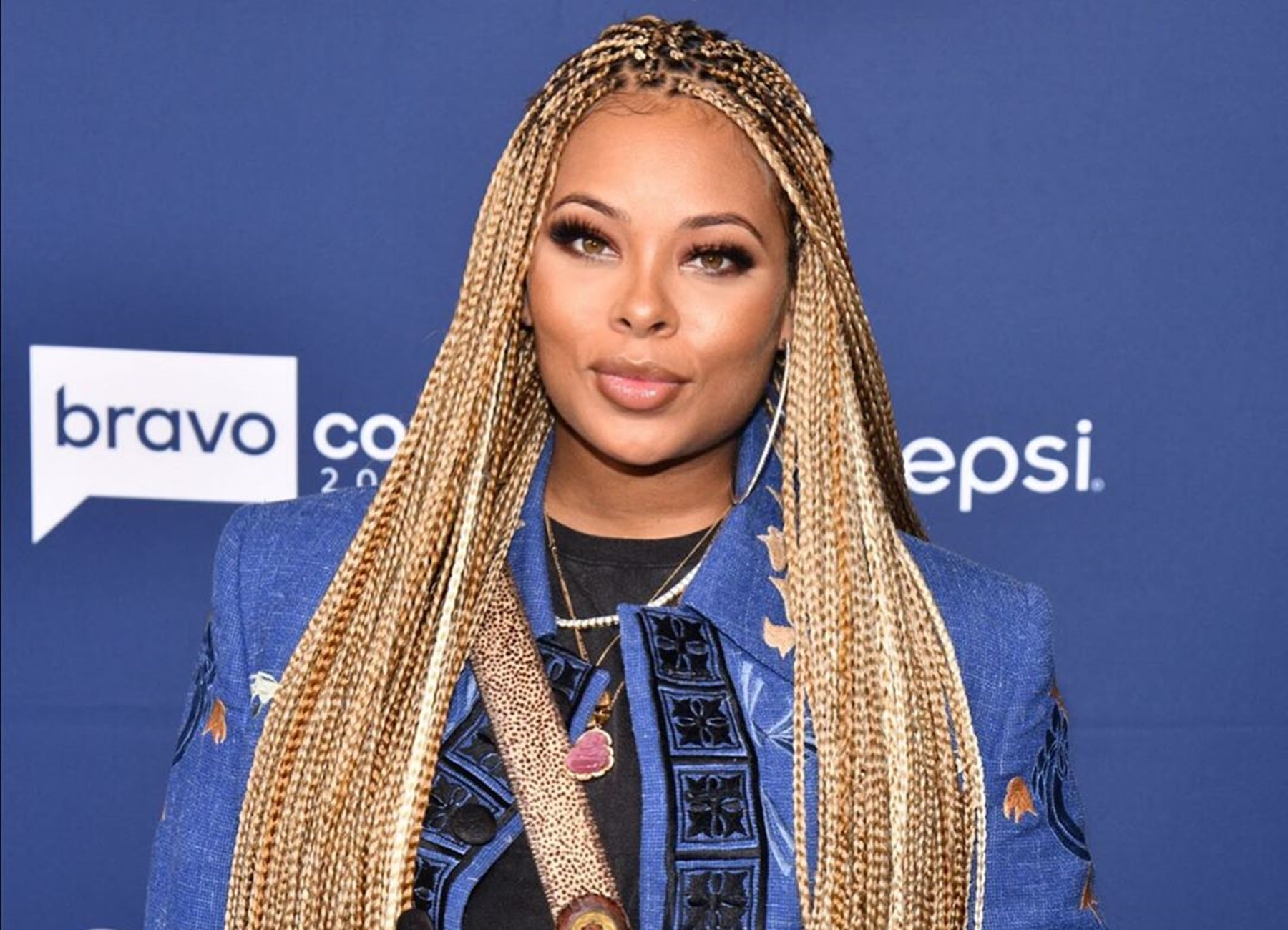 Eva Marcille Addresses Georgia's Primary Election, But Fans Bring Up The RHOA Virtual Reunion