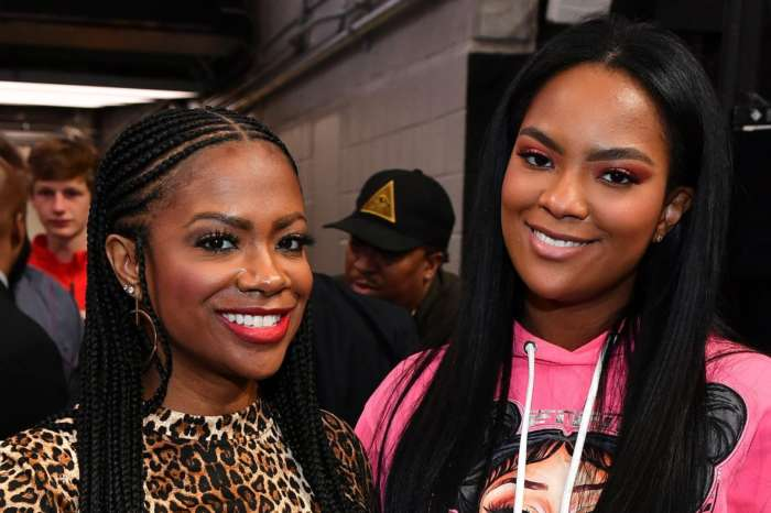 Kandi Burruss Congratulates Her Daughter, Riley Burruss Who Was Supposed To Get Her Diploma