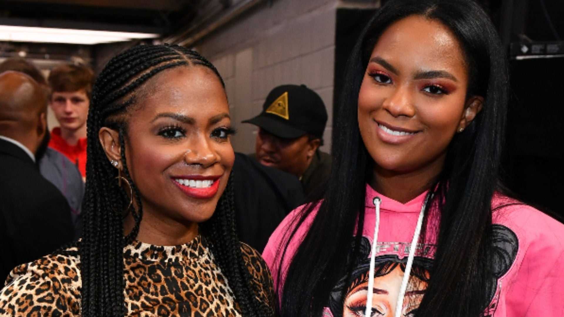 """kandi-burruss-is-twinning-with-her-daughter-riley-burruss-see-her-latest-photo"""