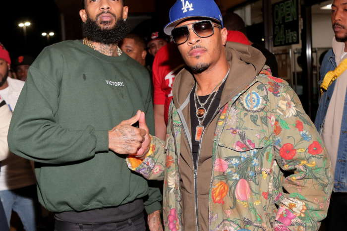 T.I. Misses Nipsey Hussle Like Crazy - Check Out The Inspiring Video He Shared