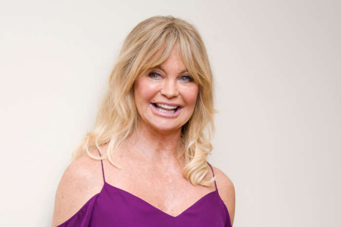 Goldie Hawn Reveals That She Cries Daily While In Quarantine