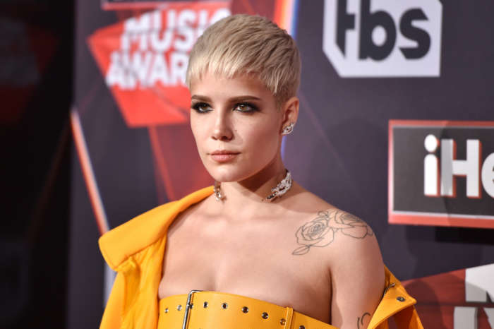 Halsey Reveals The Bizarre Way She Fractured Her Ankle