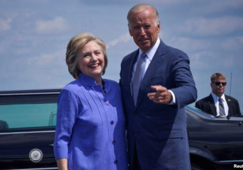 Hillary Clinton Endorses Joe Biden, Says The Coronavirus Would Be A 'Terrible Crisis To Waste'