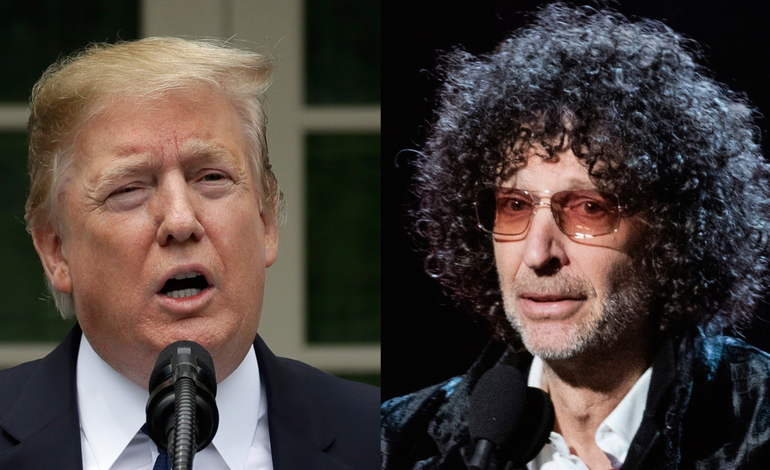 Howard Stern said this to Trump supporters