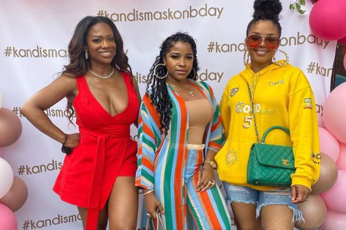 Kandi Burruss And Her Friends -- Tiny Harris And Rasheeda Frost -- Land In Trouble After Toya Johnson Posted These Photos