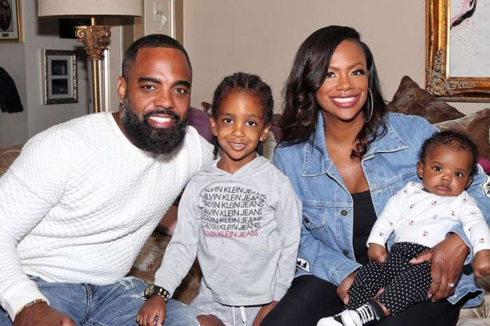 Kandi Burruss' Latest Family Photo Has Fans Saying That Baby Blaze Is Twinning With Her Mom
