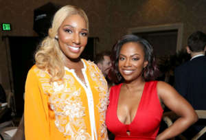 Kandi Burruss Shares The Reason Why NeNe Leakes Bailed On The Virtual Reunion!