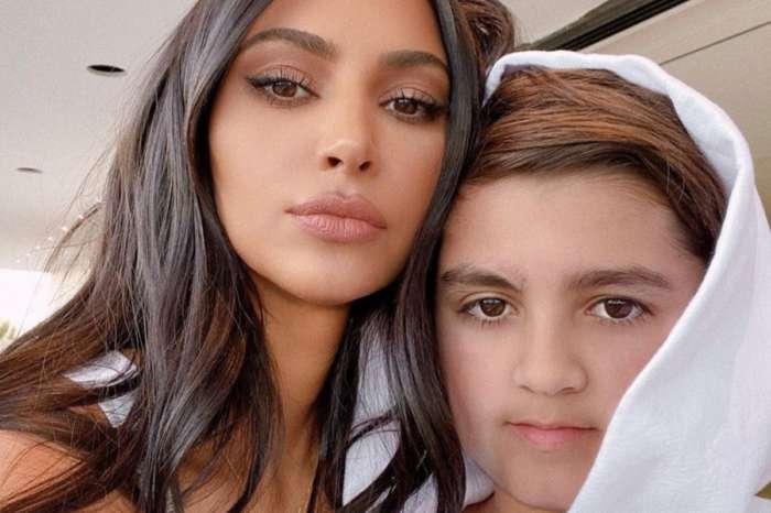 Did Kim Kardashian Defy Kourtney's Rules By Posting Mason Disick's Photo On Instagram?