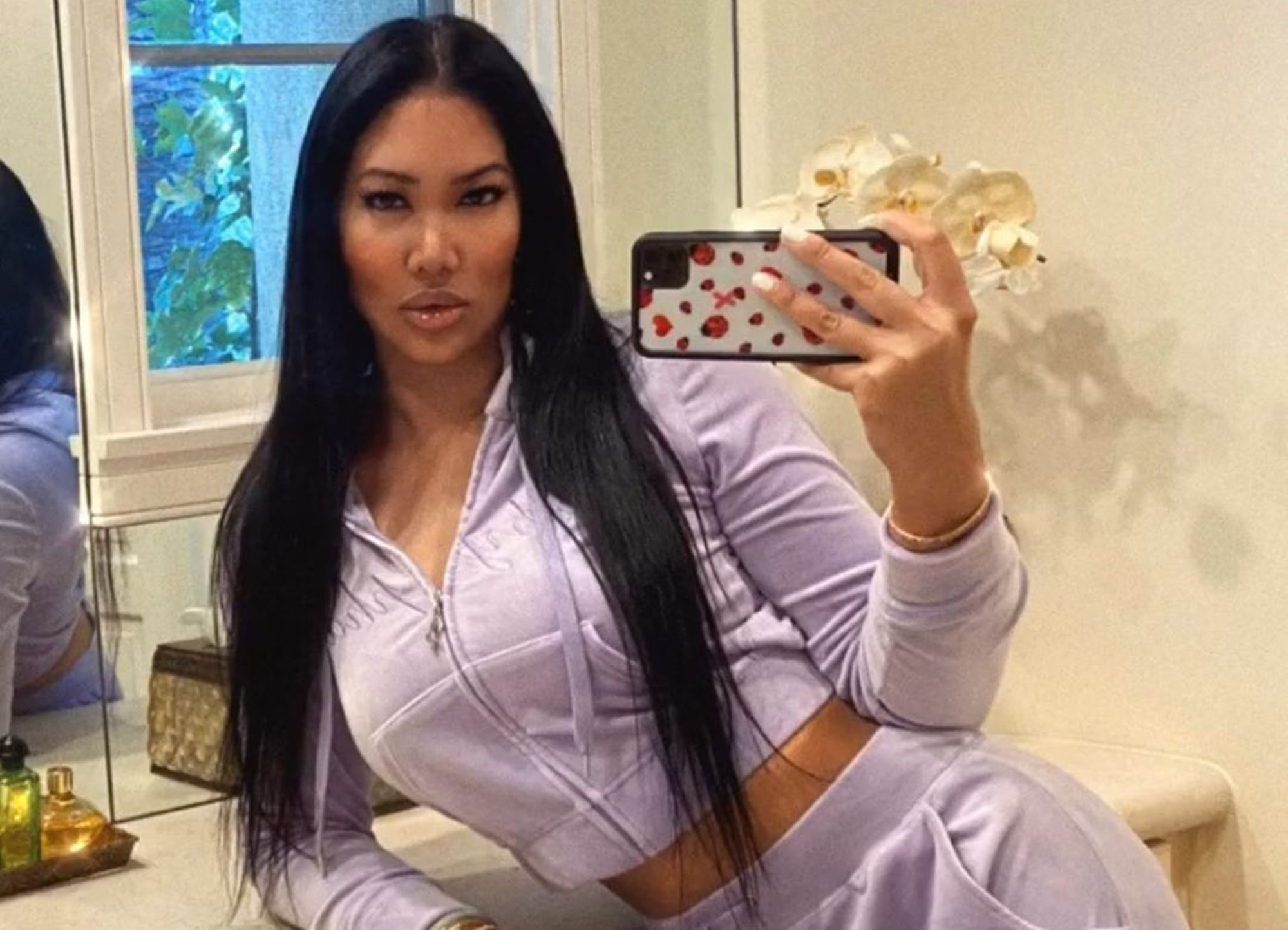 Kimora Lee Simmons Russell Relationship Started At 17