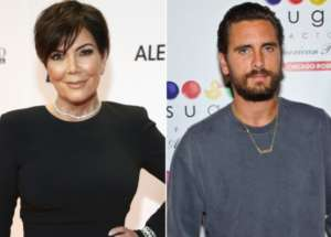 Is Scott Disick Leaning On Kris Jenner?