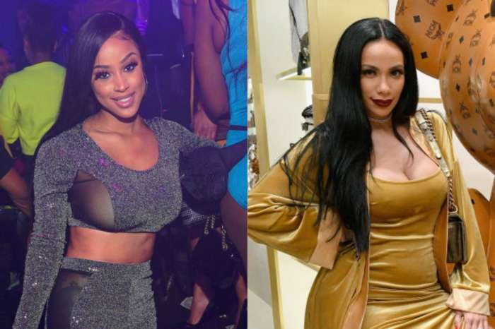 Erica Mena Bonds With Bow Wow's Ex Kiyomi Leslie On Love And Hip Hop After They Both Accuse Him Of Abuse