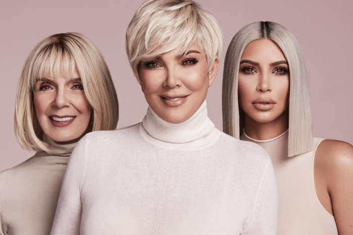 KUWK: Kris Jenner Pays Tribute To Her Mom In Mother's Day Post And MJ Looks Just Like Kendall Jenner In Throwback Pic!
