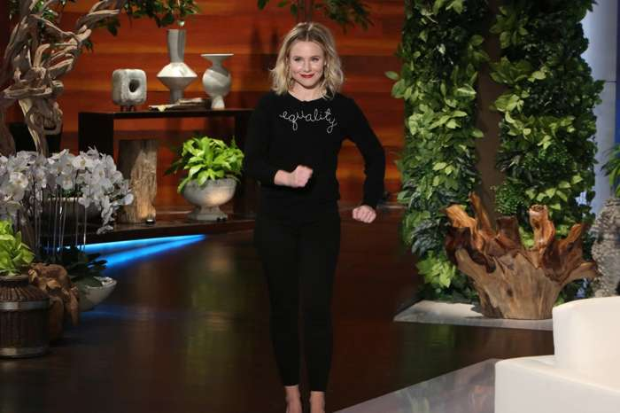 Kristen Bell Reveals Her 5-Year-Old Still Wears Diapers -- Claps Back At Critics