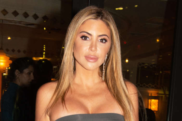 Larsa Pippen Shows Off Her Incredible Body In Corset While Still In Quarantine!