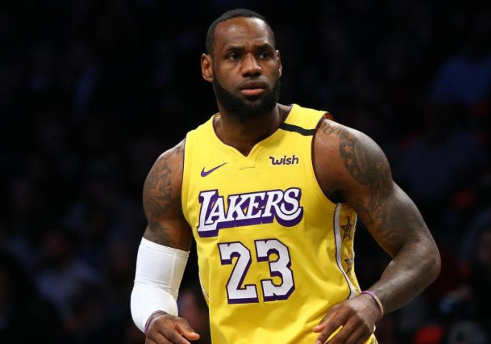 Lebron James Goes Off On Twitter Over The Murder Of Ahmaud Arbery